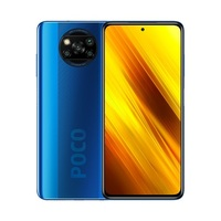 Xiaomi Poco X3 NFC 6/64GB Blue/Синий Global Version