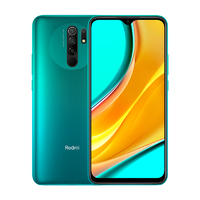 Xiaomi Redmi 9 3/32GB Green/Зеленый Global Version